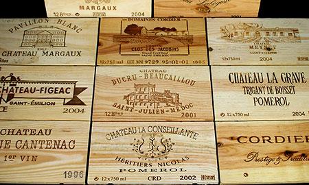 Bordeaux Collection Panels