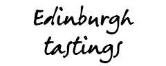 Edinburgh tastings