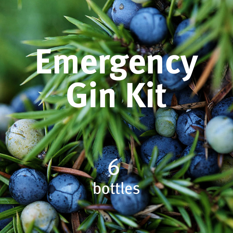Emergency Gin Kit