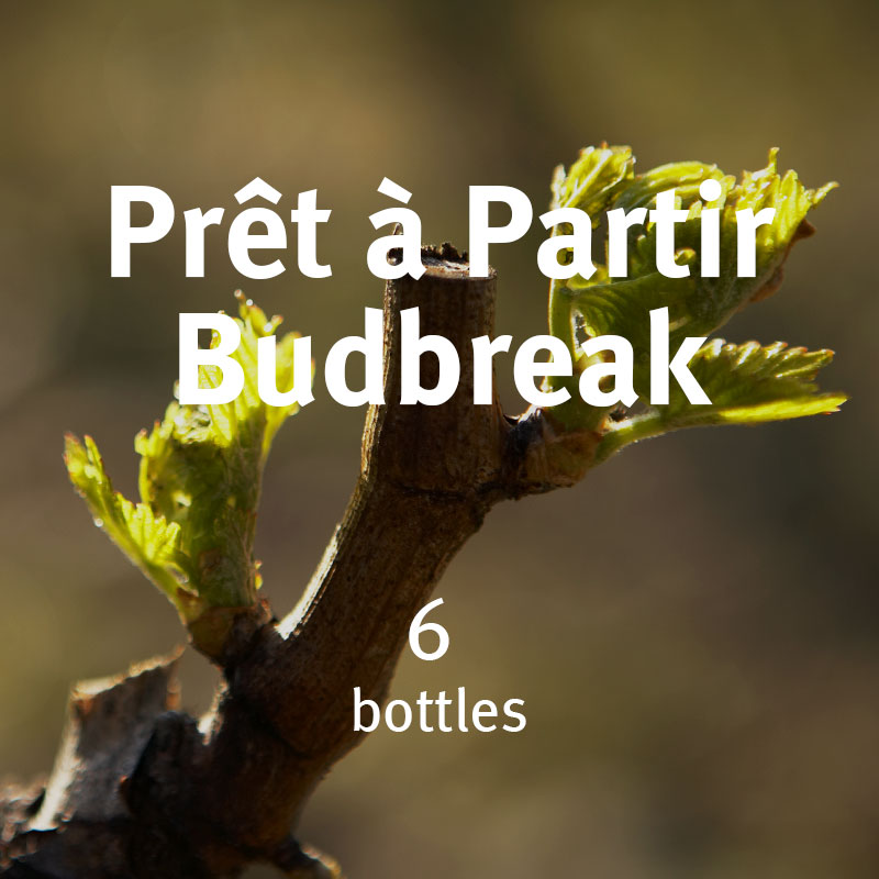 Prêt à Partir – The Budbreak Collection 2020