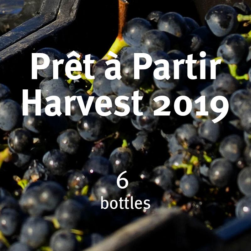 Prêt à Partir – Harvest 2019