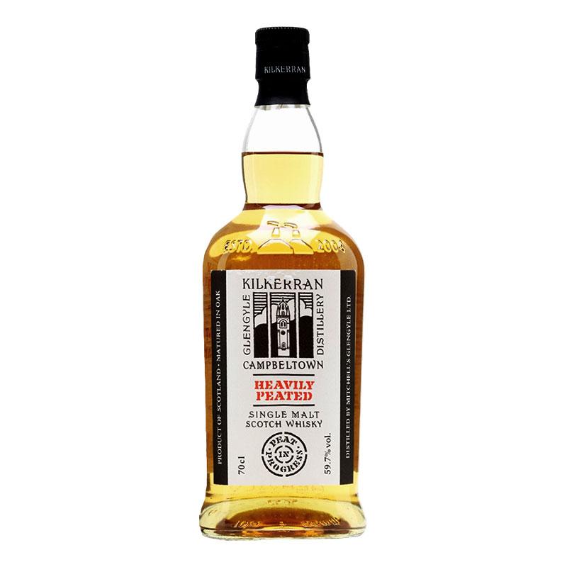 Glengyle Distillery Kilkerran Heavily Peated Batch 3