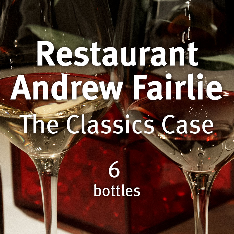 Restaurant Andrew Fairlie – The Classics Case