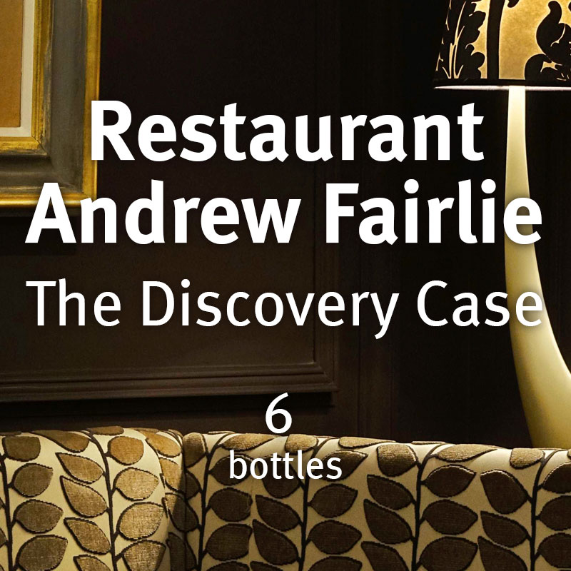 Restaurant Andrew Fairlie – The Discovery Case