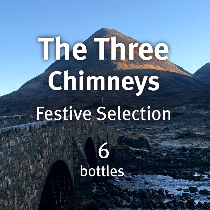 The Three Chimneys – Festive Selection
