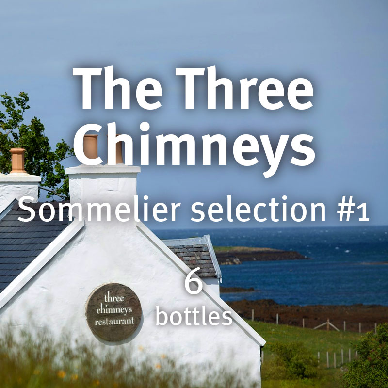 The Three Chimneys – Sommelier Selection #1