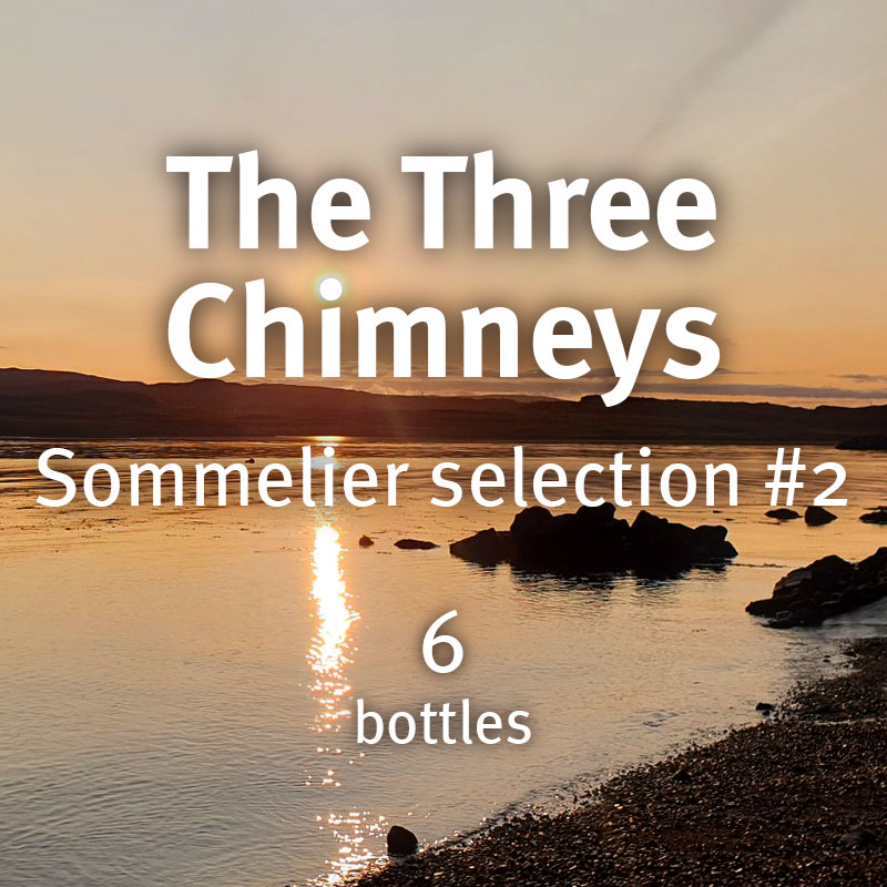 The Three Chimneys – Sommelier Selection #2