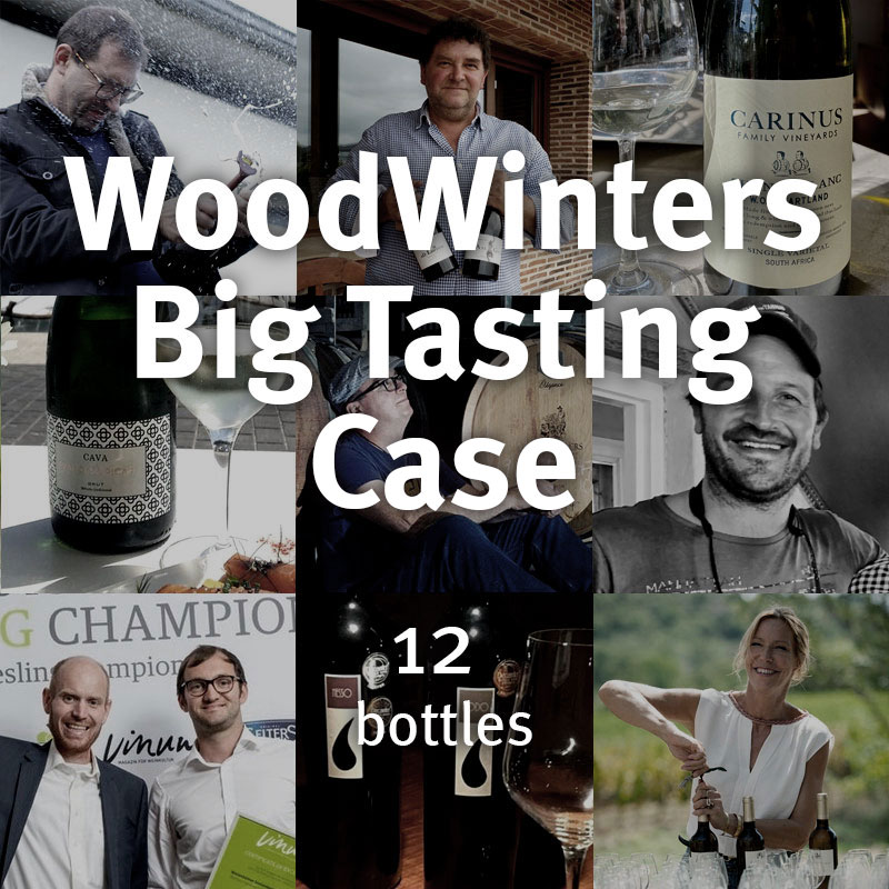WoodWinters Big Tasting Case 2020