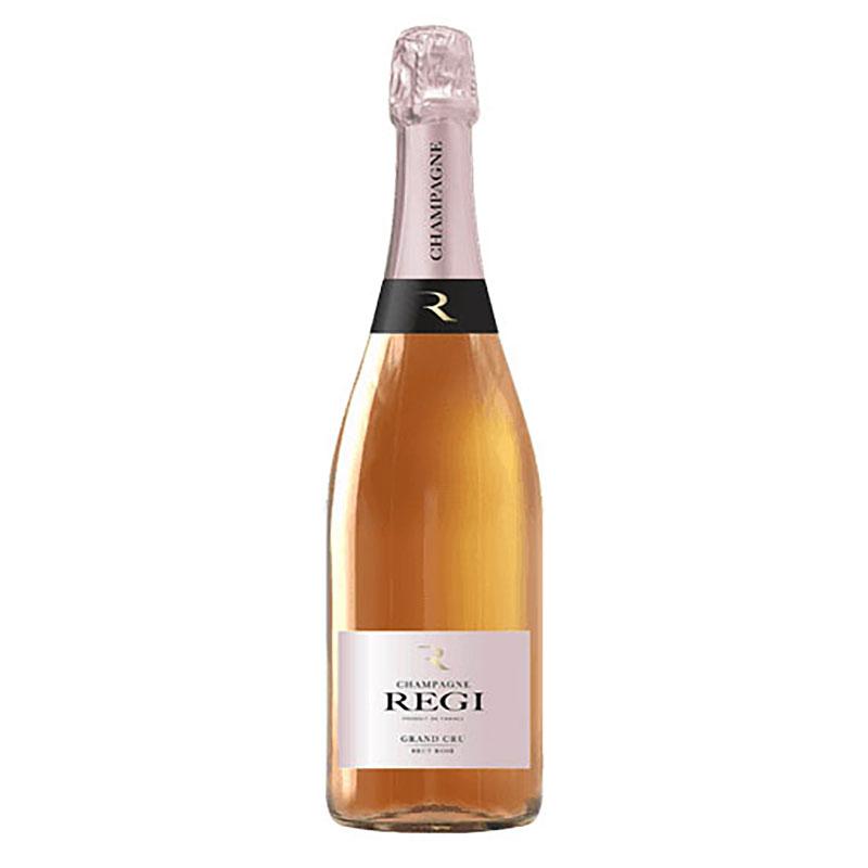 Champagne REGI Brut Grand Cru Rose NV