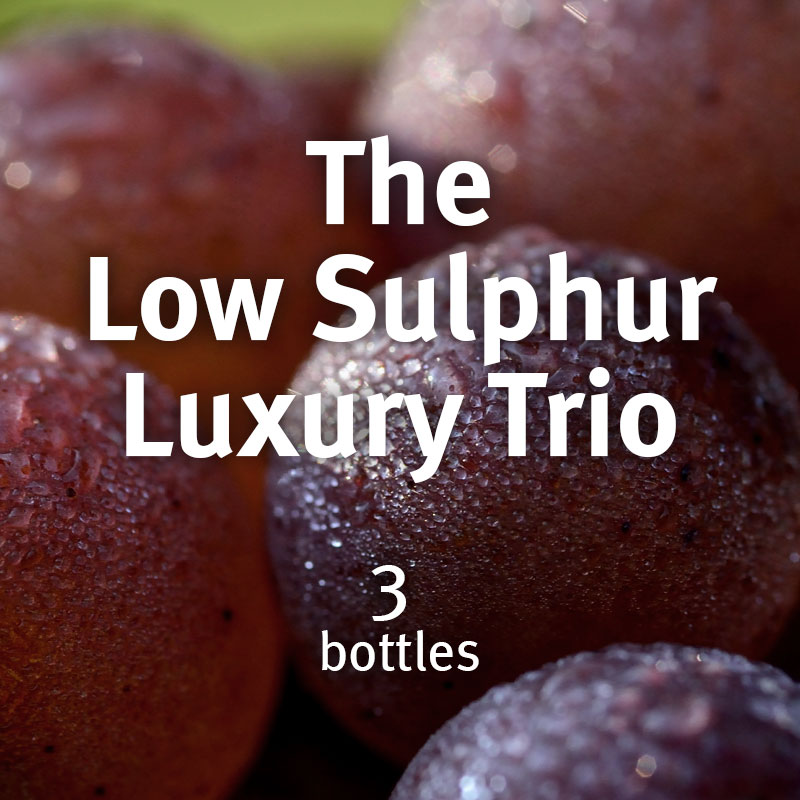 The Low Sulphur Luxury Trio