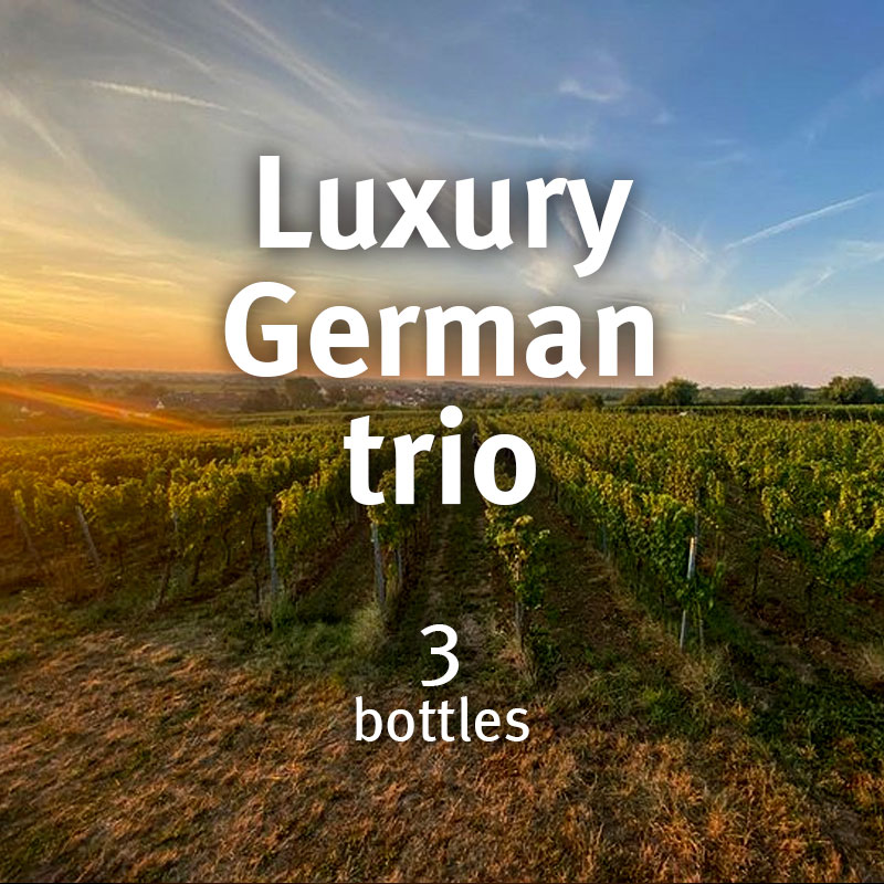Luxury German trio