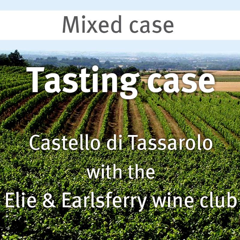 Elie & Earlsferry Tassarolo tasting case