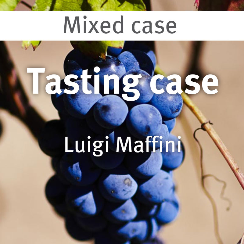 Luigi Maffini tasting case 04.06.21