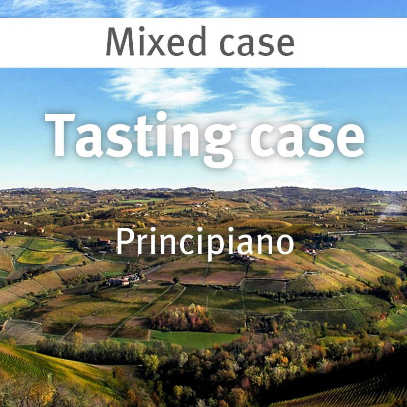 Principiano tasting case 21/05/2021