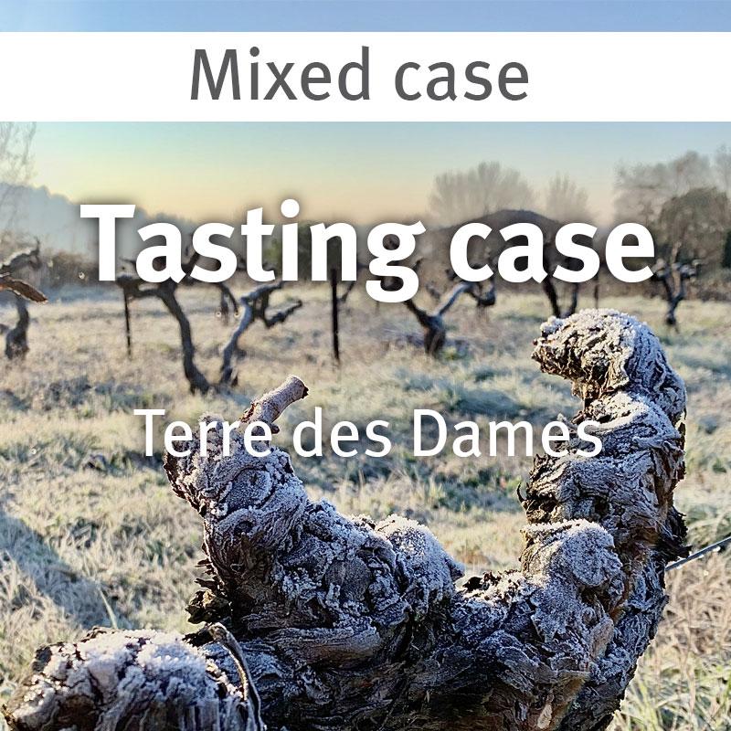 Terre des Dames Tasting case 14/05/2021