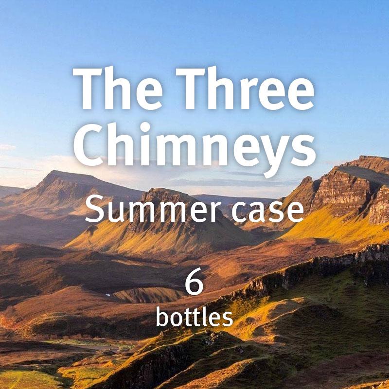 The Three Chimney's Summer Case