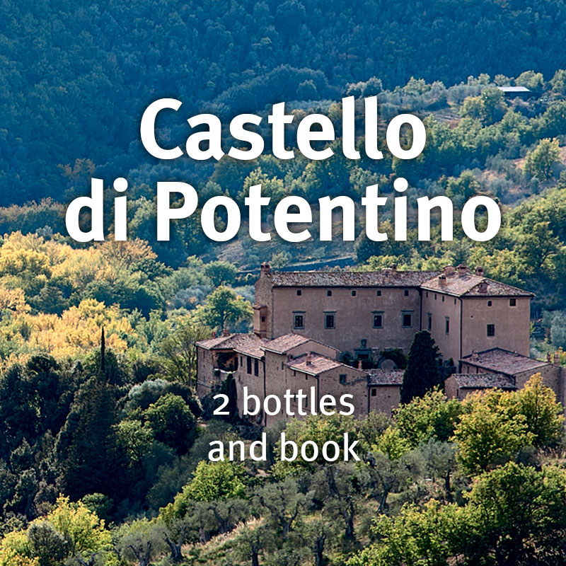 Castello di Potentino Duo with Book